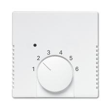 Kryt termostatu Future/Solo studio bílá