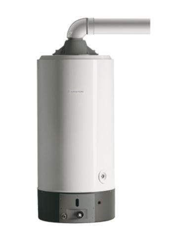 Plynový ohřívač vody Ariston 120 P FB