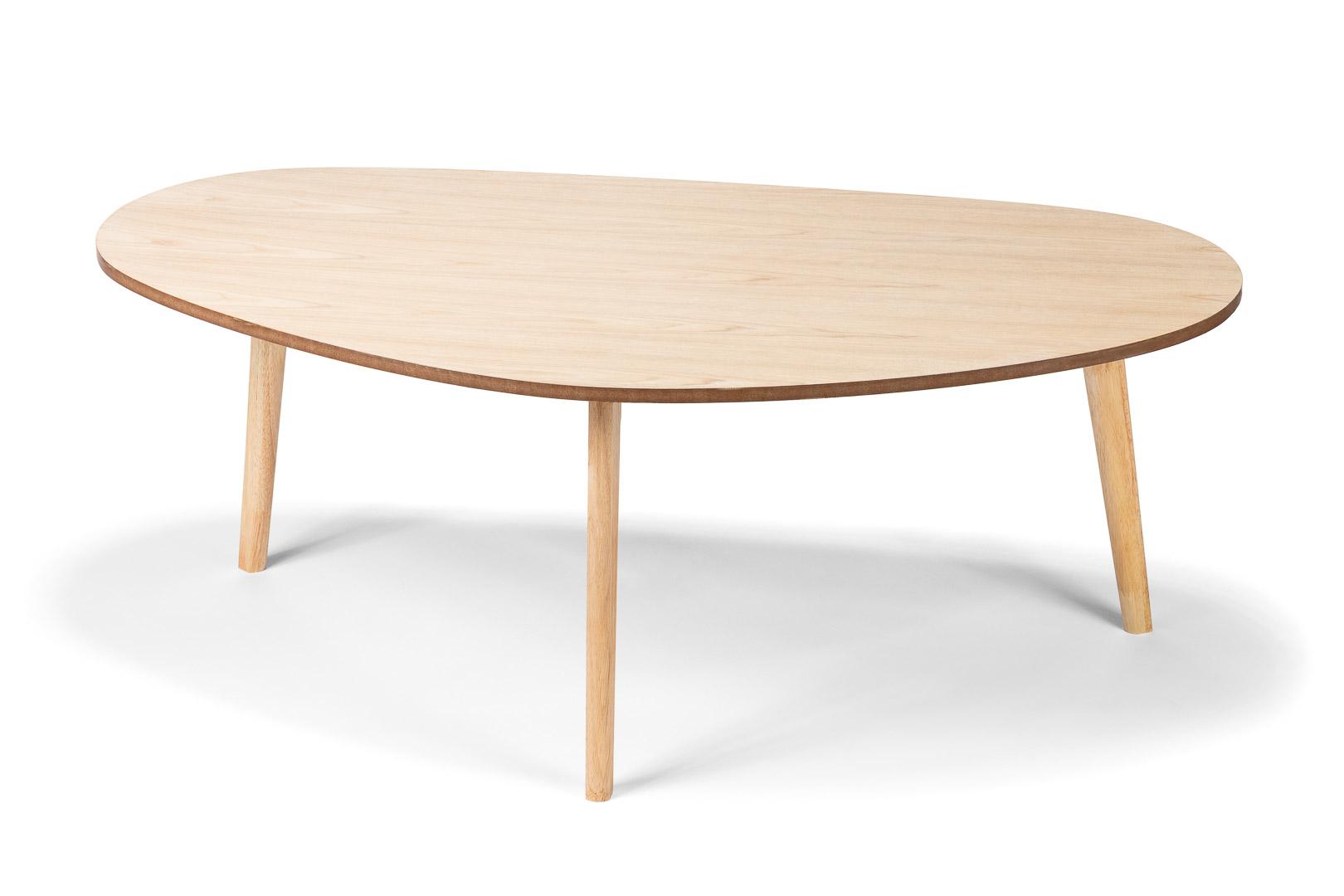 Konferenční stůl SKANDINAVIAN 120x60 přírodní, cena za ks