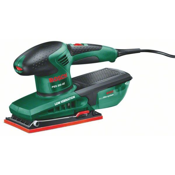 Vibrační bruska Bosch PSS 250 AE