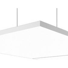 Panel akustický Ecophone SOLO Rectangle 1200×2400 mm