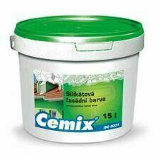 Nátěr fasádní silikátový Cemix bezpř., 24 kg 24 kg