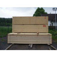 Střešní lať ze smrkového dřeva 30x50/4000 mm neimpregnovaná