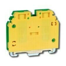 Svorka řadová RSA PE 10 A zelenožlutá