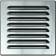 Průvětrník hliníkový M&D 150×150 mm hliník