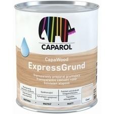 Impregnace dřeva Caparol CapaWood ExpressGrund bezbarvá, 0,75 l