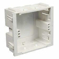 Krabice přístrojová pro parapetní kanál KP 80 PK HB