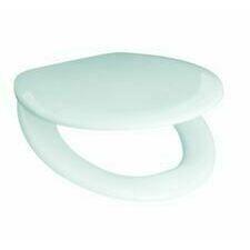 Sedátko WC Jika ZETA termoplastové, ocelové úchyty