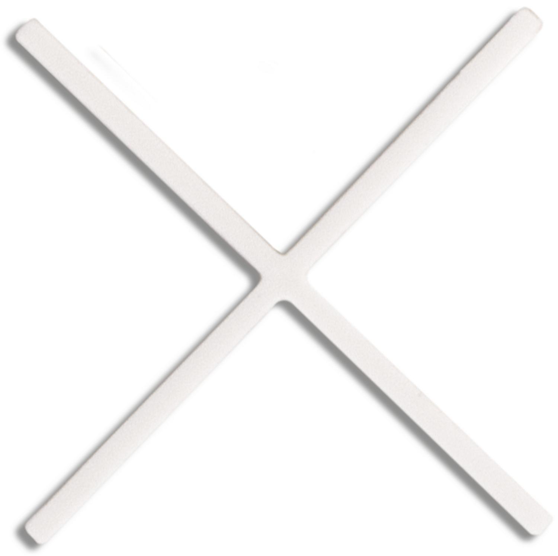 Křížky RUBI 1 mm 300 ks
