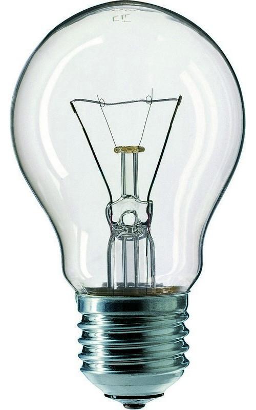 Žárovka E27 60 W