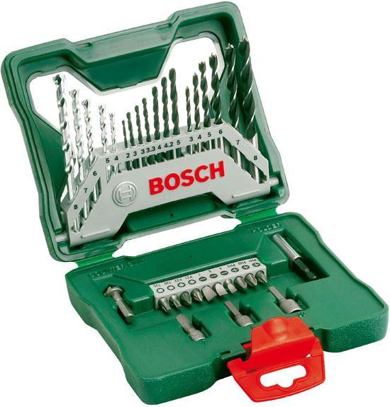 Sada nářadí Bosch X-Line (33 ks/sada)