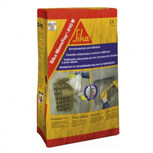 Cementová malta Sika MonoTop 910 N, 25 kg