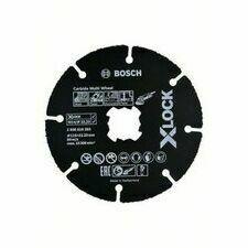 Kotouč řezný karbonový Bosch Carbide Multi Wheel X-LOCK 115×22,23×1 mm