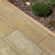 Dlažba betonová BEST BRILA sand 300×600×80 mm