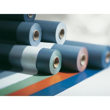 Hydroizolační fólie na bázi PVC Rhenofol CV ke kotvení 1,8 mm, šíře 1,50 m, šedá