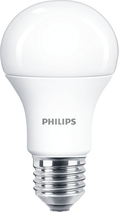 Žárovka LED Philips Classic, E27, 8–60 W, 2 700 K
