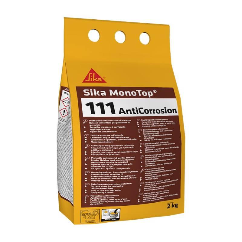 Cementová malta Sika MonoTop 111, 2 kg