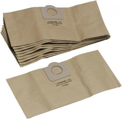 Sáčky filtrační papírové Kärcher (A 2001/TE, K 2301) 5 ks