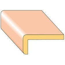 Lišta rohová R1 smrk nastavený 40×19×2000 mm, 25 ks/bal.