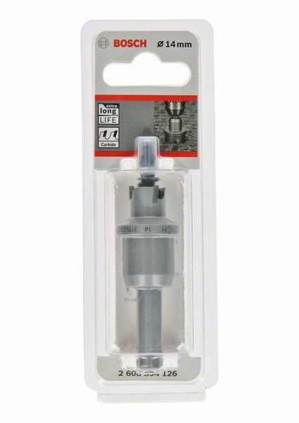 Děrovka Bosch Precision for Sheet Metal 14×20 mm