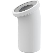 Připojení Alcaplast A90 k WC, koleno 22°
