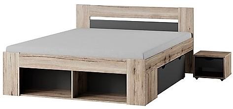 Postel ROMA 160 s nočními stolky