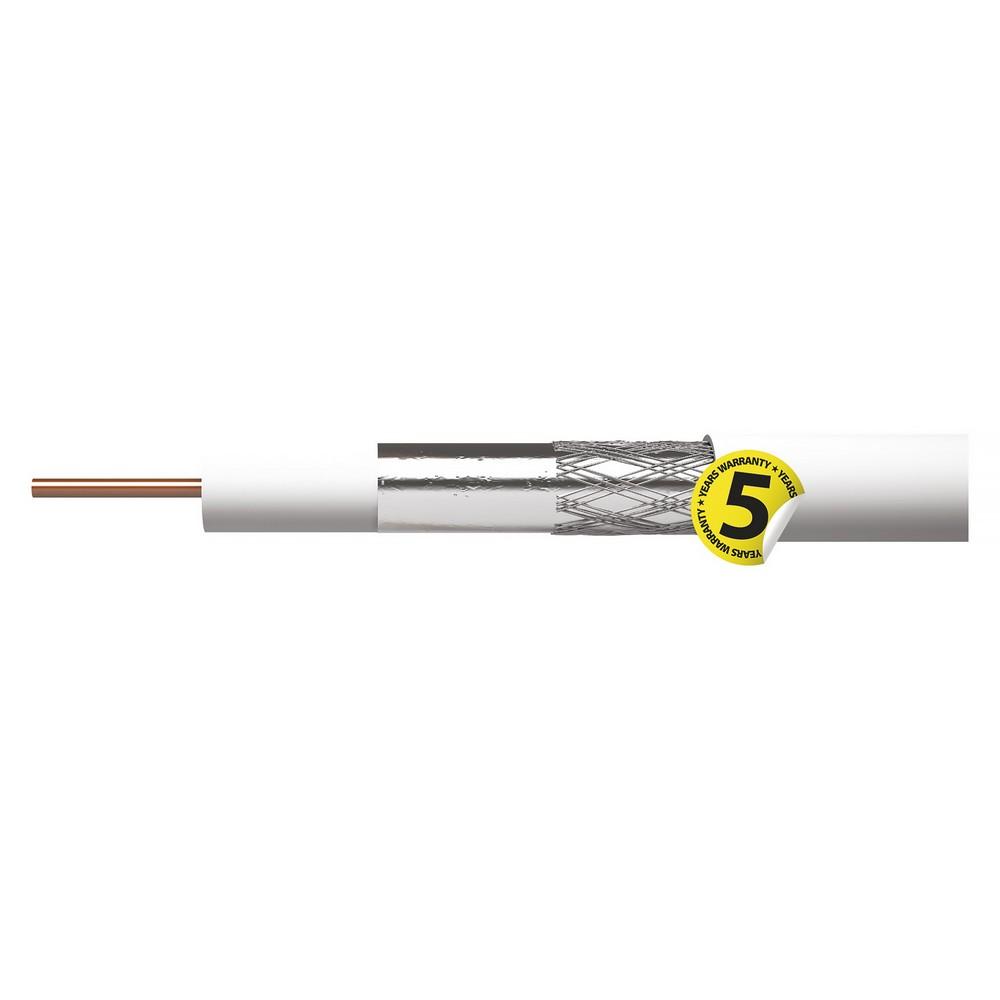 Kabel koaxiální CB100F (100m/bal)
