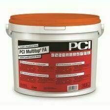 Akrylátová fasádní barva PCI Multi Top FA, bílá, 12,5l