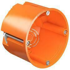 Krabice přístrojová do sádrokartonu KAISER O-range, 62 mm