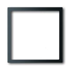 Kryt přístroje osvětlení Impuls mechová černá