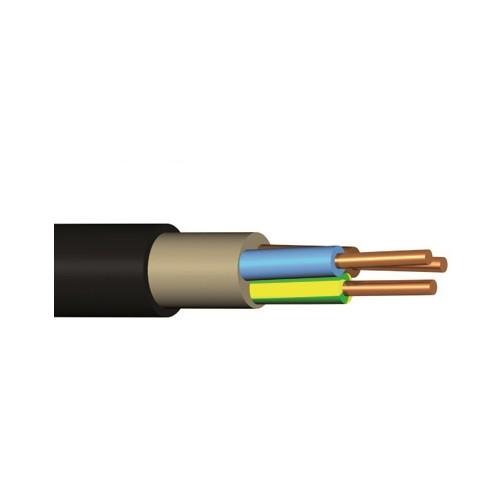 Kabel CYKY-J 3× 1,5 RE (metráž)