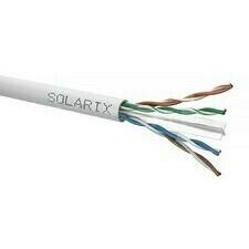 Instalační kabel UTP Solarix CAT6 PVC (305m/bal)