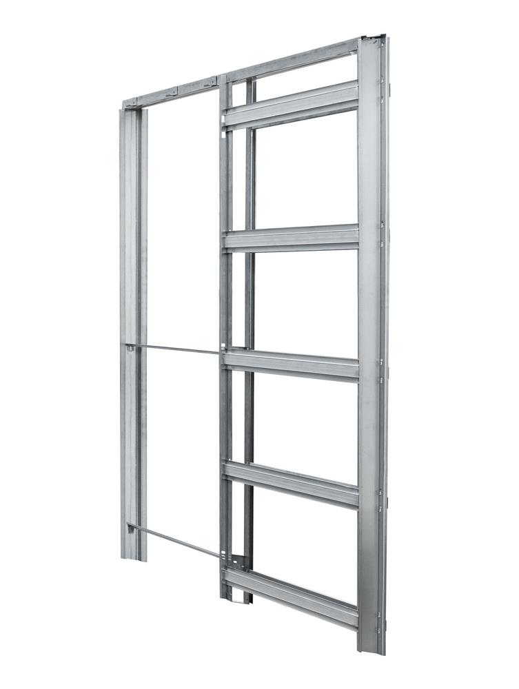 Dveřní pouzdro PROFI KIT STANDARD 900 do sádrokartonu pro posuvné dveře