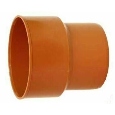 Přechodka KGUG litina/PVC DN 150, bez těsnění
