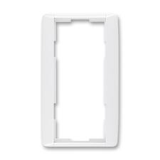 Rámeček dvojnásobný svislý Element bílá