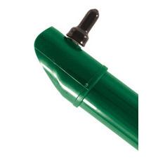 Plotová vzpěra délka 1500 mm průměr 38 mm pozinkovaná s vrstvou PVC