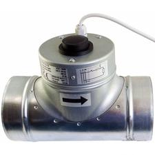 Ohřívač vzduchu elektrický Regulus DN 150