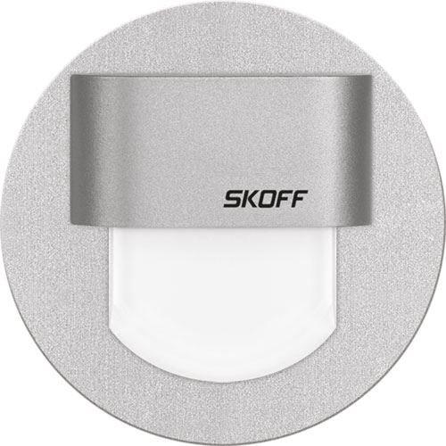 Svítidlo LED Skoff Rueda Mini 6 500 k, 0,4 W, alu