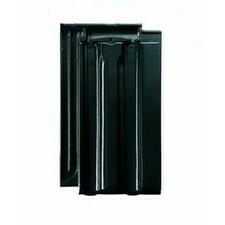 Taška střešní BRAMAC Granát 13 glazura černá