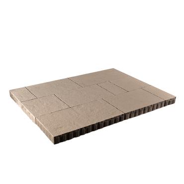 Dlažba betonová DITON CARCASSONNE albia výška 60 mm