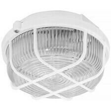Svítidlo žárovkové 100W IP44, Kruh Panlux SKP-100/B