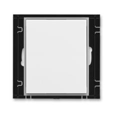 Kryt zaslepovací Element bílá / ledová šedá
