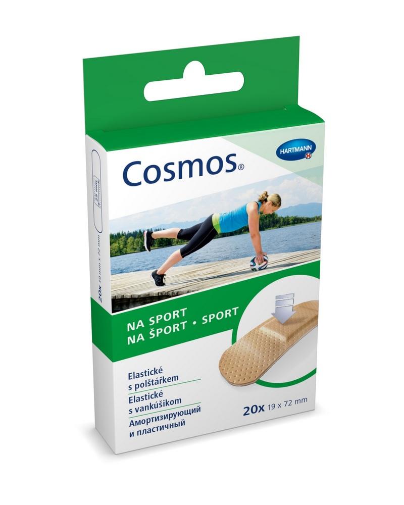 Náplast na sport COSMOS 20 ks, cena za ks