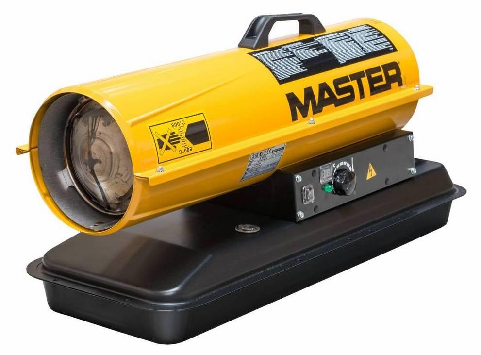 Naftové topidlo Master B 35 CEL