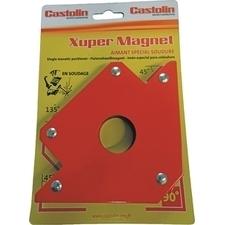 Úhelník magnetický Castolin Xupermagnet