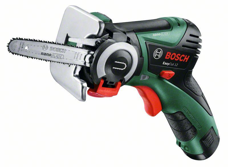 Řetězová pila Bosch EasyCut 12 aku (holé nářadí)