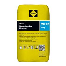 Omítka sádrová Sakret MIP 02 filcovaná 30 kg
