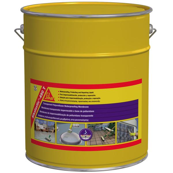 Hydroizolace SikaLastic 490 T, 5 kg