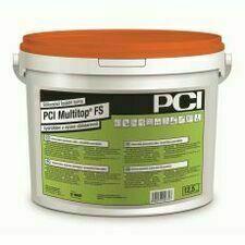 Silikonová hydrofobní a stálobarevná fasádní barva PCI Multi Top FS, bílá, 12,5l