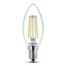 Philips Filament Classic LEDcandle ND E14 2,2 W teplá bílá